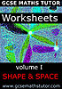 worksheets vol 1 - shape & space